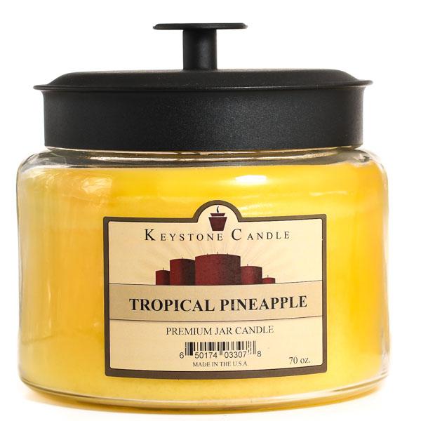 70 oz Montana Jar Candles Tropical Pineapple