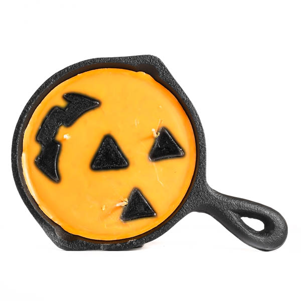 Pan Candles Scented Jack-O-Lantern