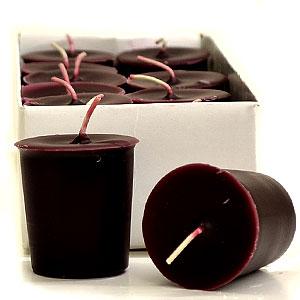 Black Cherry Votive Candles