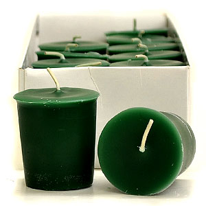 Balsam Fir Votive Candles