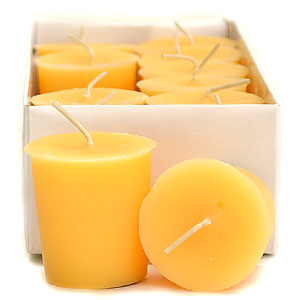 Creamsicle Votive Candles