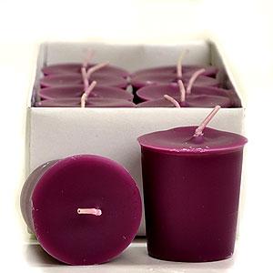Spiced Plum Votive Candles