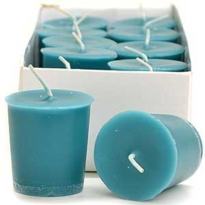 Fresh Rain Votive Candles
