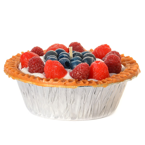 Berry Pie Candles 5 Inch