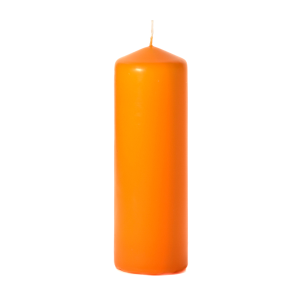 3x9 Mango Pillar Candles Unscented