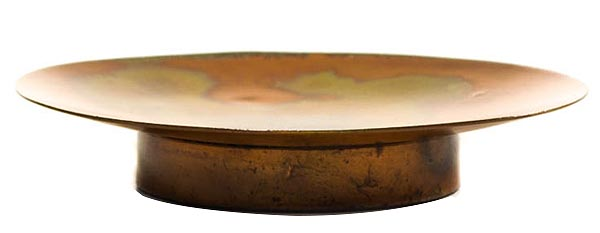 Burnham Small Plate Candle Holder