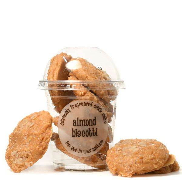 Almond Biscotti Scented Tarts