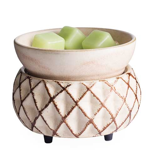 Candle Warmer and Dish Lattice