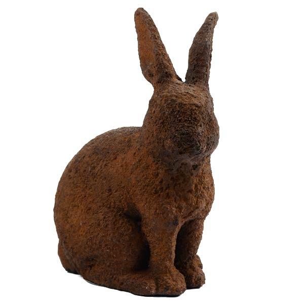 Earthen Bunny Rabbit Brown