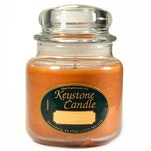 16 oz Spiced Pumpkin Jar Candles