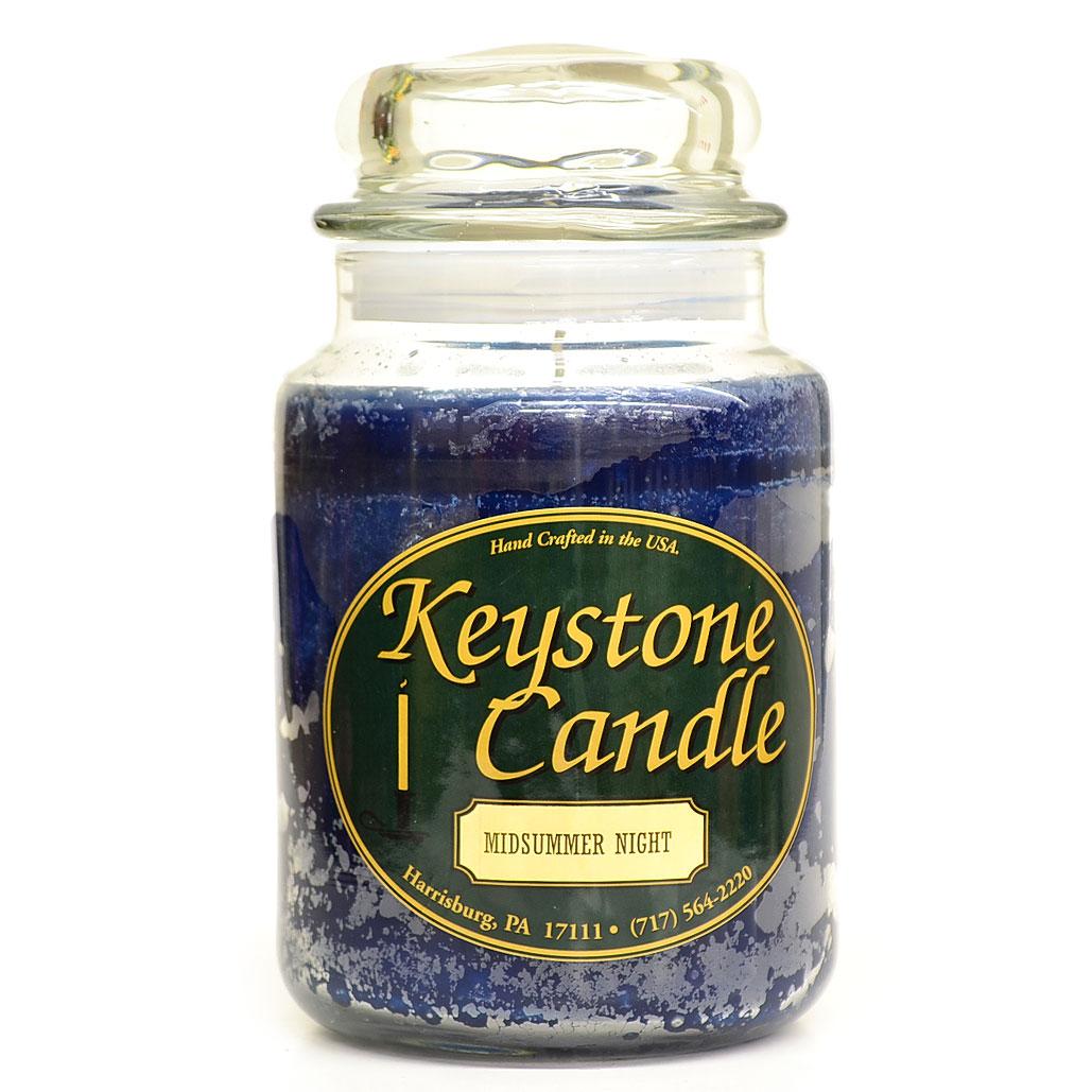 26 oz Midsummer Night Jar Candles