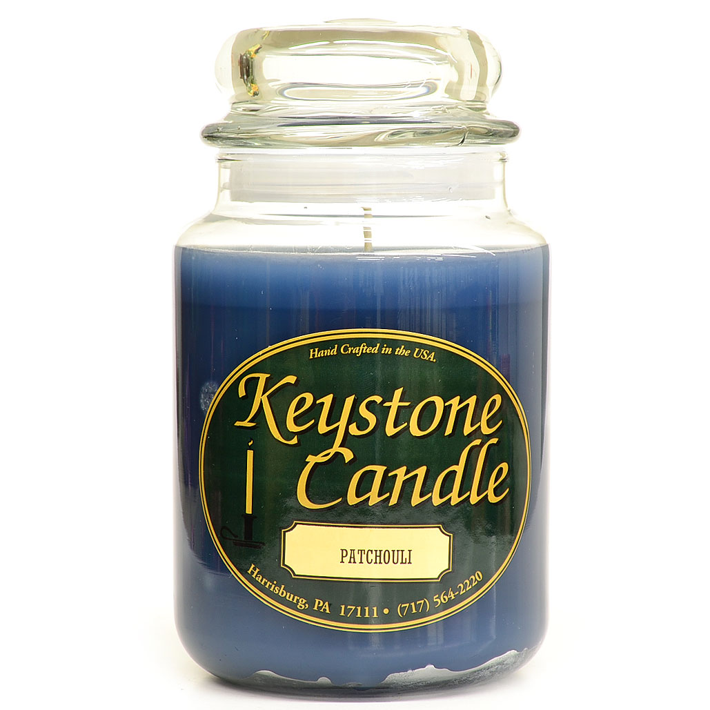 26 oz Patchouli Jar Candles