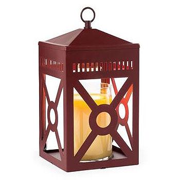 Lantern Candle Warmer Mission Brick