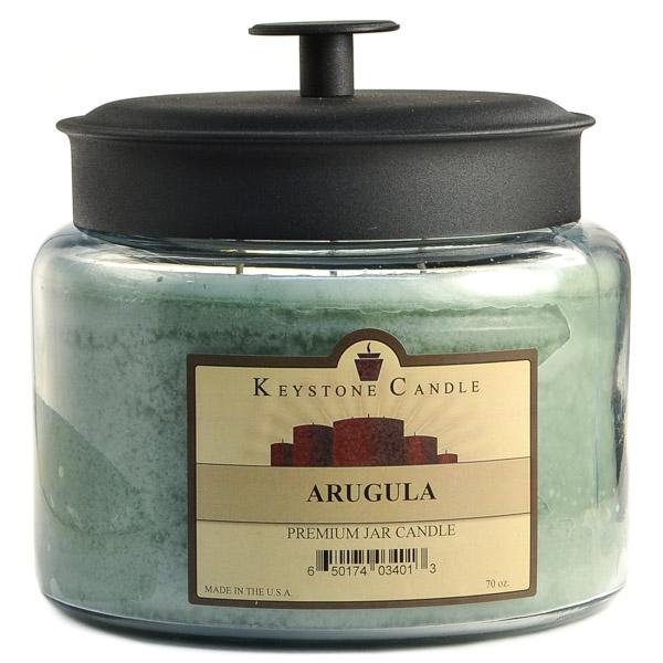 64 oz Montana Jar Candles Arugula