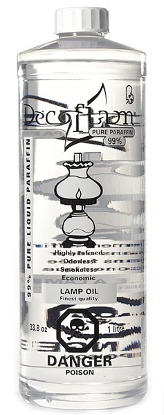 Unscented Lamp Oil