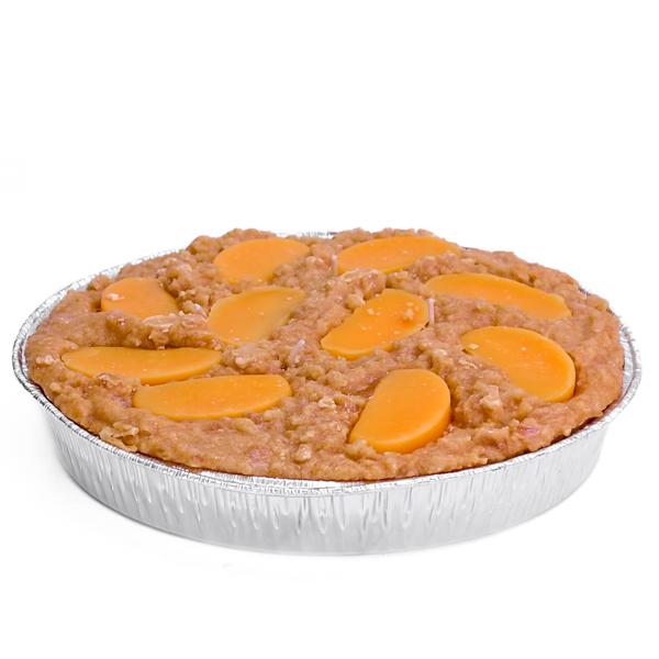Peach Pie Candles 9 Inch