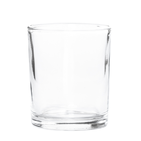 Clear Flared Side Votive Cup