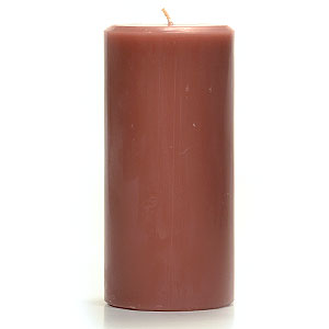 Recycled 3x6 Pillar Candles