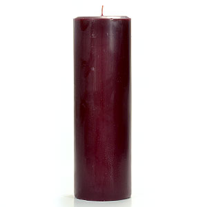Recycled 3x9 Pillar Candles
