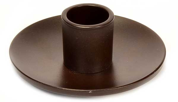 Simplicity Taper Candle Holder 3 Inch