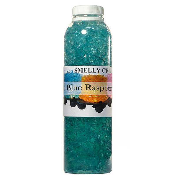 Smelly Gel Blue Raspberry