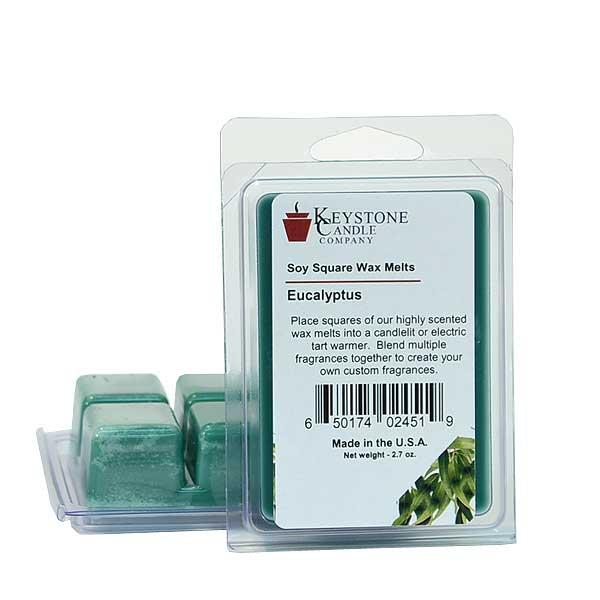 Eucalyptus Soy Tarts