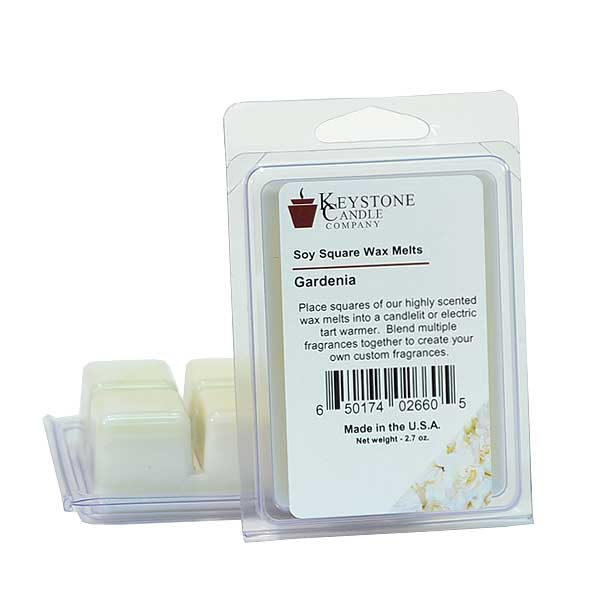 Gardenia Soy Tarts