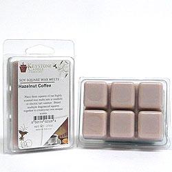 Hazelnut Coffee Soy Tarts