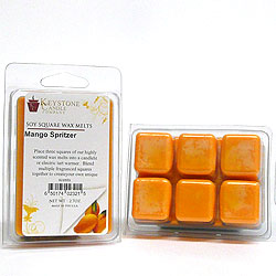 Mango Spritzer Soy Tarts
