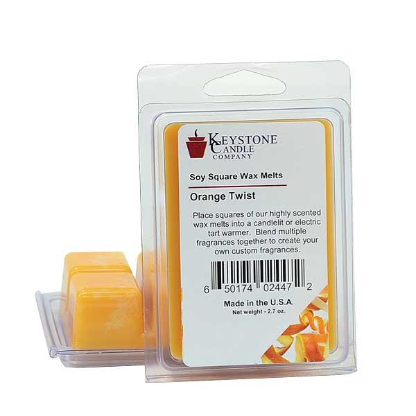 Orange Twist Soy Tarts