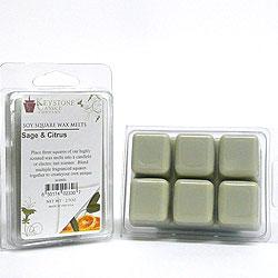 Sage and Citrus Soy Tarts