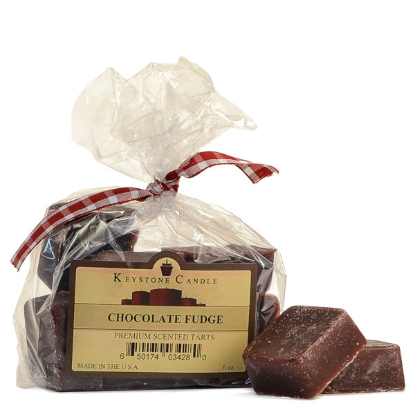 Chocolate Fudge Scented Wax Melts Bag of 10
