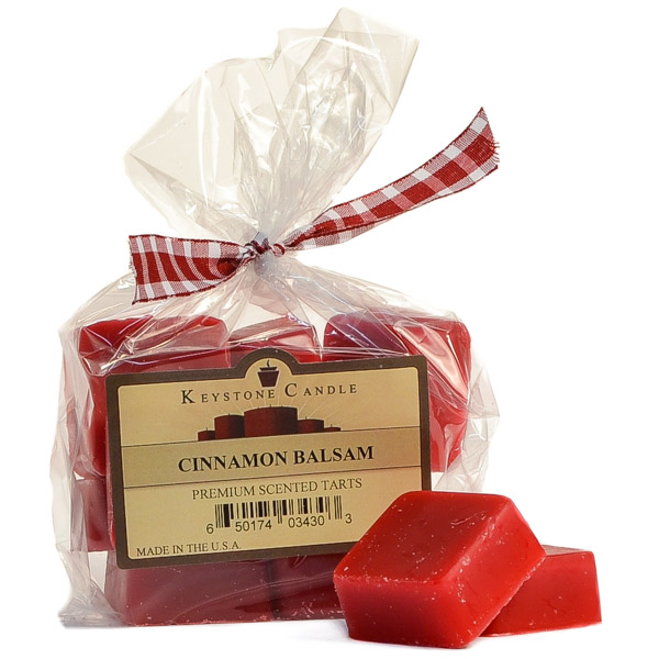 Cinnamon Balsam Scented Wax Melts Bag of 10