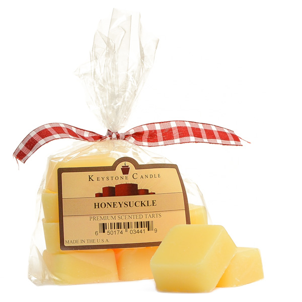 Honeysuckle Scented Wax Melts Bag of 10