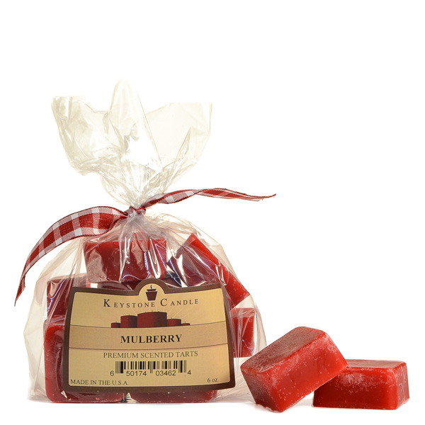 Mulberry Scented Wax Melts Bag of 10