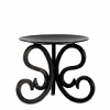 Paisley Candle Holder 4 Inch