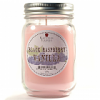 Pint Mason Jar Candle Black Raspberry Vanilla