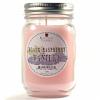 Pint Mason Jar Candle Black Raspberry Vanilla