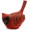 Medium Cardinal Figurine Resin