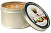 Baked Apple Crisp Scented Tins 4 oz