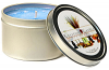 Ocean Breeze Scented Tins 4 oz