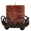 Carmen 4 Inch Pillar Candle Holder