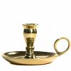 2 Inch Mini Brass Chamberstick