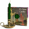 Chime Candles Green