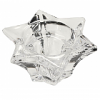 Glass Taper Holder Star