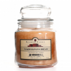16 oz Warm Banana Bread Jar Candles