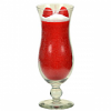 Scented Strawberry Daiquiri Candle