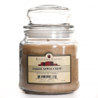 16 oz Baked Apple Crisp Jar Candles