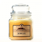 16 oz Butter Brickle Jar Candles