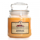 16 oz Creamsicle Jar Candles